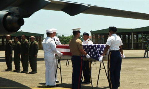 Vietnam repatriates remains of two more American soldiers