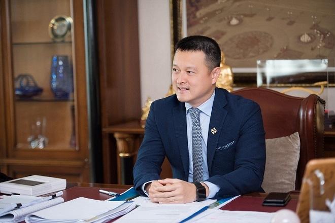 Dang Minh Truong - Sun Group Chairman