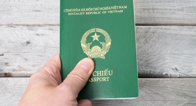Vietnamese passport slips in power ranking