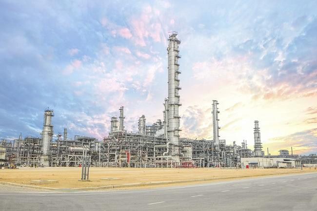 Liên hợp Lọc hóa dầu Nghi Sơn.