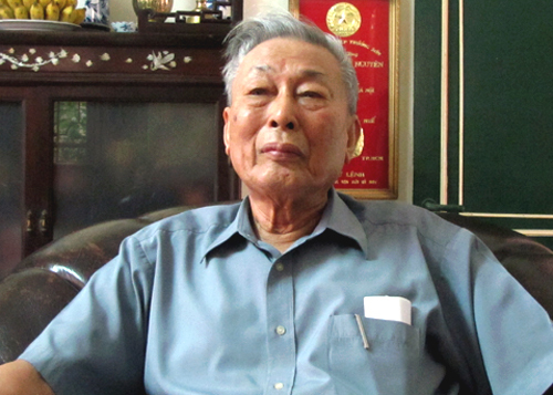 Commander of legendary Ho Chi Minh trail dies at 96