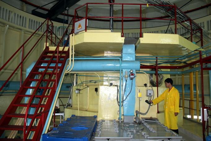 EU helps Vietnam enhance nuclear safety management