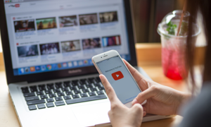 Businesses face conundrum image when advertising on YouTube