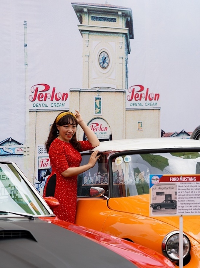 Blast from the past: Vintage cars make Saigonese nostalgic - 3