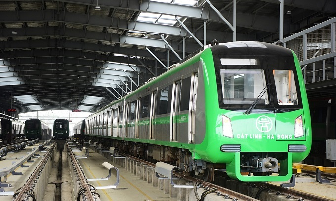 Hanoi to spend $625,000 a year on metro line subsidies