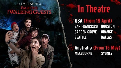 Vietnamese horror comedy set to hit American, Australian big screens