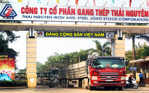 Vietnam state steel company faces bankruptcy