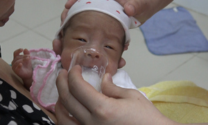 HCMC's first human milk bank opens
