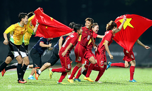 Vietnam advance to Olympic final qualification round