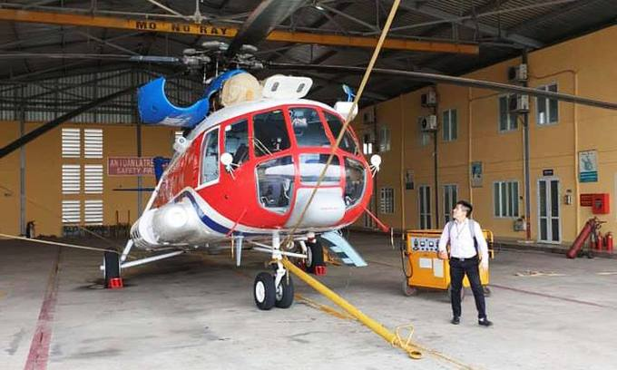 FastGo announces Vietnam's first helicopter ride-sharing service
