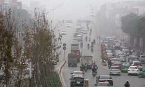 Hanoi air quality bad on 60 days last year, but 'not too alarming': official