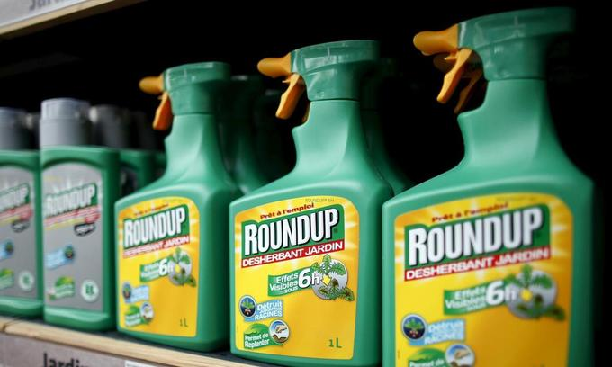 Vietnam bans cancer-causing herbicides following Roundup verdict