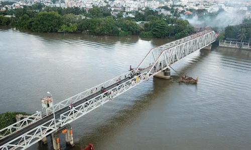 Century-old Phu Long Bridge to be dismantled