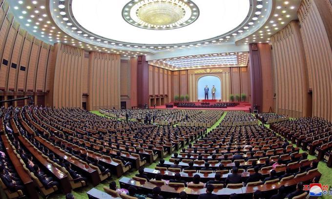 Kim Jong-un consolidates power as North Korea shuffles leadership