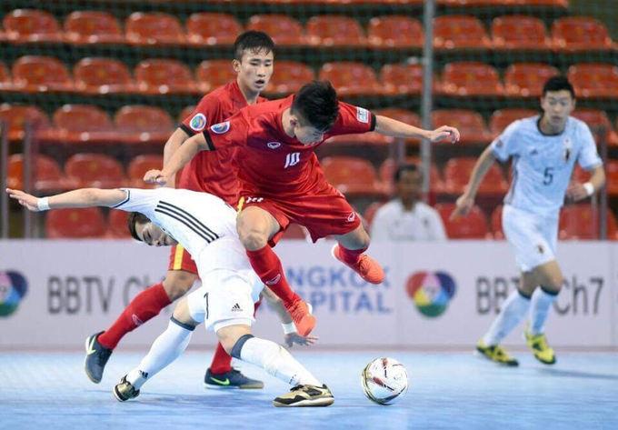 Vietnam grouped with familiar opponents in Asian U20 Futsal