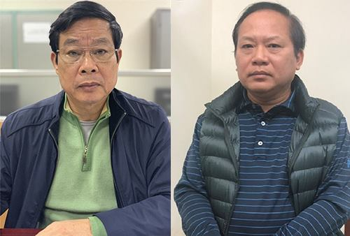 Vietnam investigates former information ministers for accepting bribes