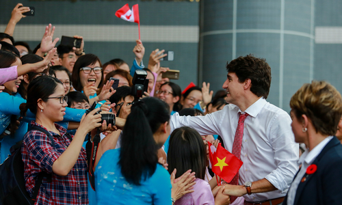 Vietnam posts highest growth among foreign student admissions in Canada