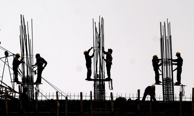 Construction most dangerous job in Vietnam