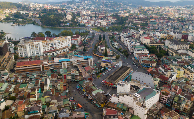77 architects file petition against Da Lat makeover plan