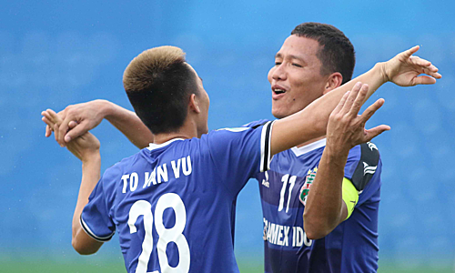 Vietnam club thrashes Myanmar opponent 6-0 at AFC Cup