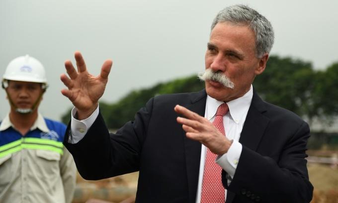 F1 boss promises 'exciting' Hanoi street race in 2020