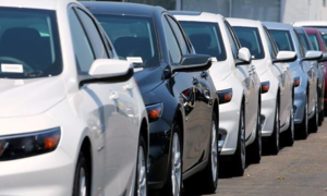 Car imports skyrocket in first quarter