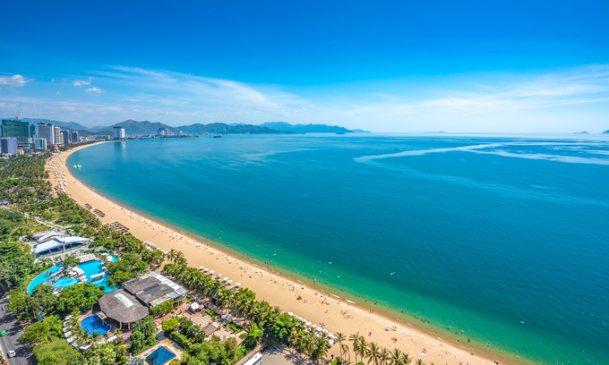 Nha Trang among top regional beach spots for Chinese tourists