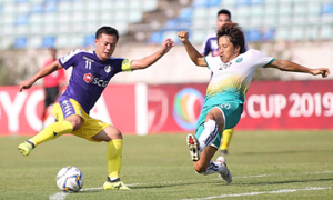 Vietnam football league ranks poor fifth in Southeast Asia