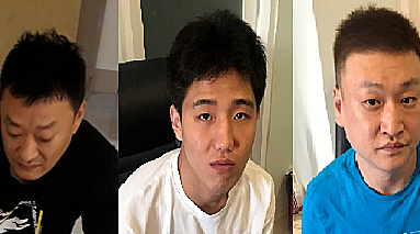 Three South Koreans detained for running online gambling ring