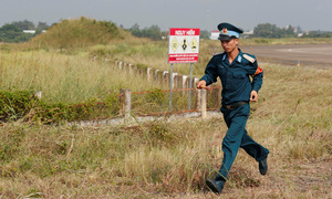 Vietnam, US launch dioxin cleanup at Bien Hoa airbase