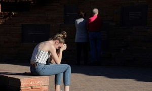 Coloradans mark 20th anniversary of a dark day: Columbine shooting