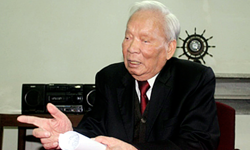 Vietnam's former president Le Duc Anh dies