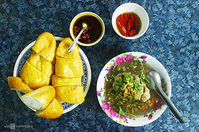 Quy Nhon's street treats - 1