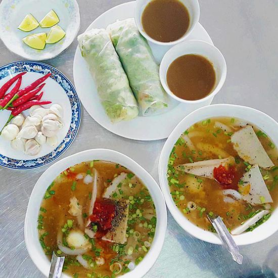 Quy Nhon's street treats - 8