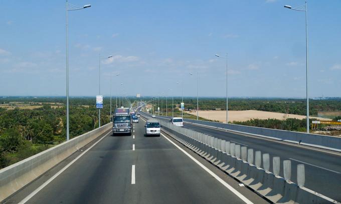New $460 mln expressway to run from HCMC to Cambodia border