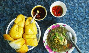 Quy Nhon's street treats