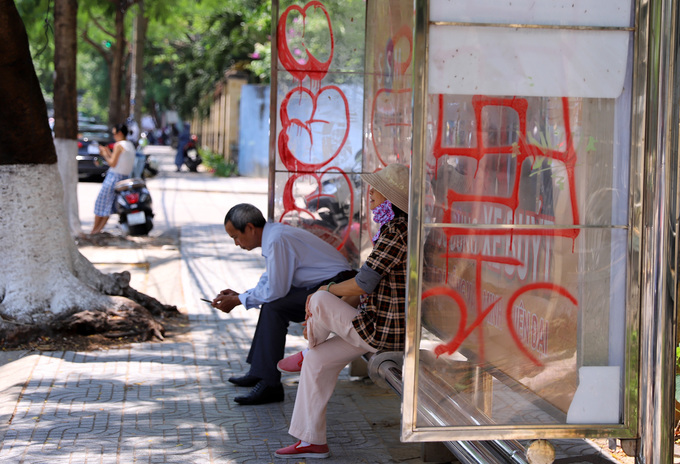 Graffiti deface Da Nang streets, annoy authorities - 4