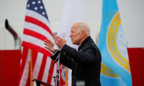 Former Vice President Joe Biden to make third run for the White House