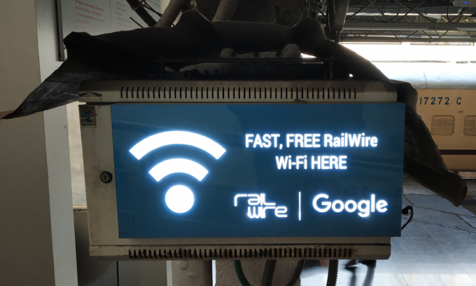 Google's free wi-fi comes to Vietnam