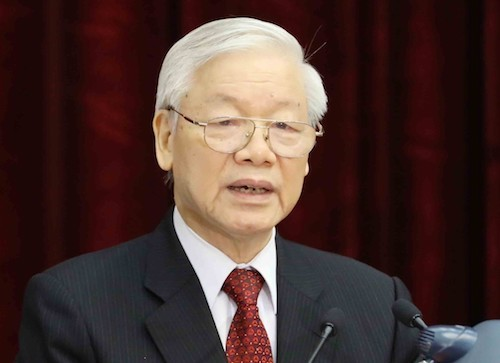 Party chief, state president Trong back to work soon: foreign ministry