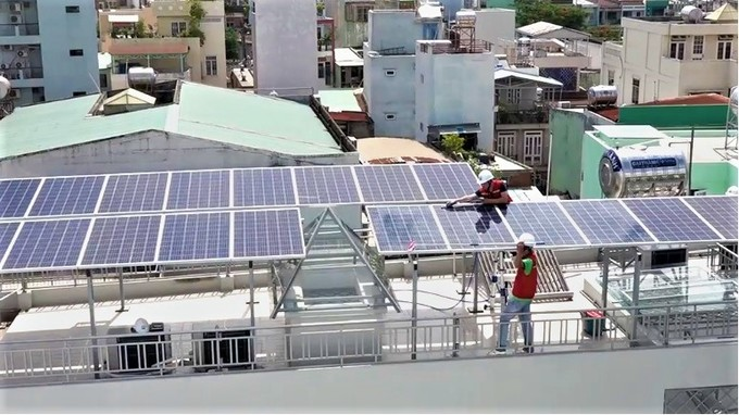 Decks cleared for Saigon to pay consumers for rooftop solar power