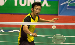 Vietnam's badminton star in Asia Championship semifinals at 36