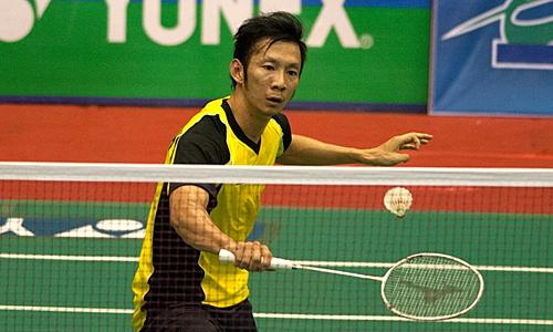 Vietnam's badminton star in Asia Championship semifinals at 36