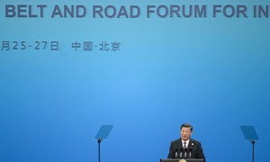 China's Xi aims to soothe Belt and Road fears