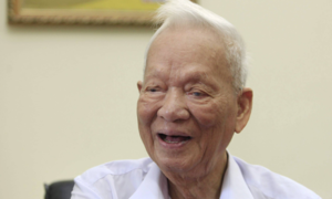Vietnam announces state funeral for former President Le Duc Anh