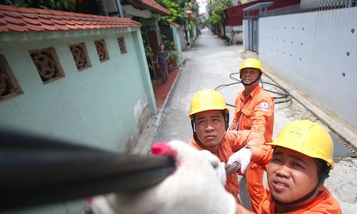 Heat wave sends Saigon power consumption to 10-year high