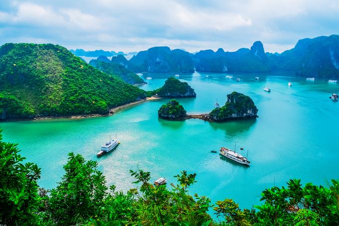Ha Long Bay among world's 25 most beautiful places: CNN
