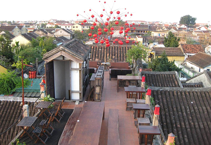 5 cafés with Hoi An views from above - 2