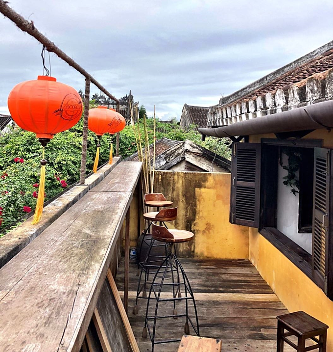 5 cafés with Hoi An views from above - 4