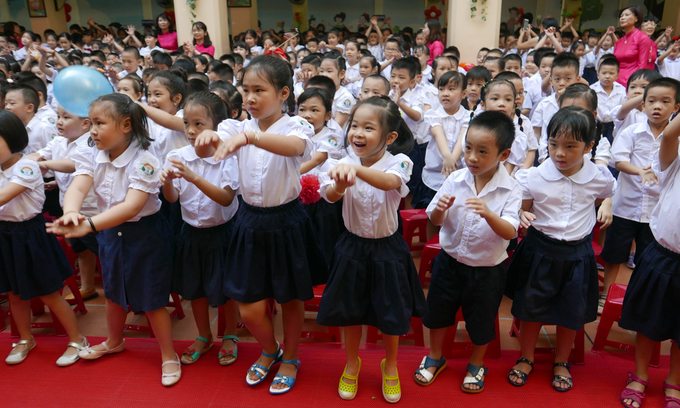 Vietnam to teach good touch, bad touch in elementary school